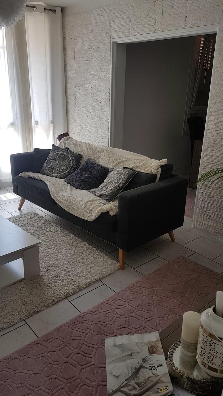 Appartement très coquet