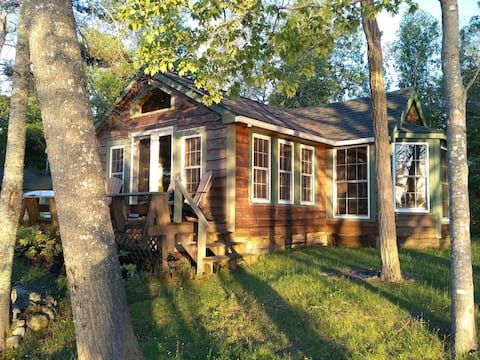 Talley Cottage on Graham Lake