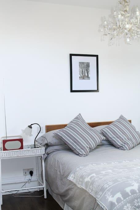 The Attic - Bedroom