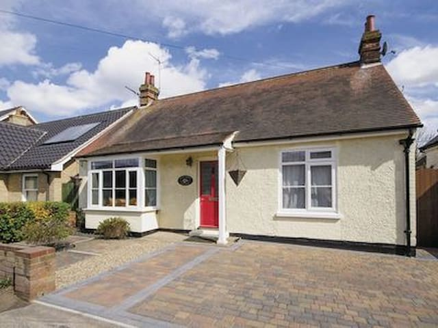 Charming two bedroom detached period cottage.