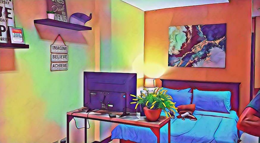 C3*Dumaguete*Carlo's Place: Private Room +patio