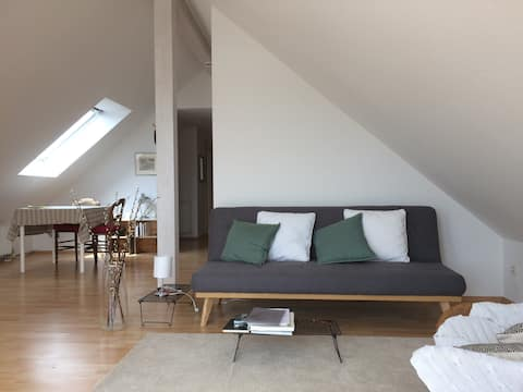 Очарователен слънчев апартамент до Страсбург
