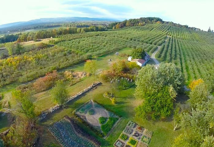 Beyond Organic Farm - Highland - House