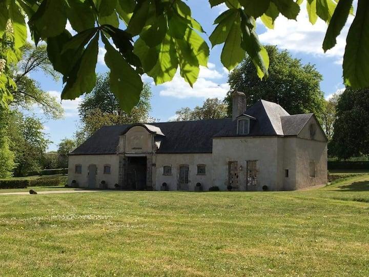 Chateau de Vaux : à 200 km de Paris
