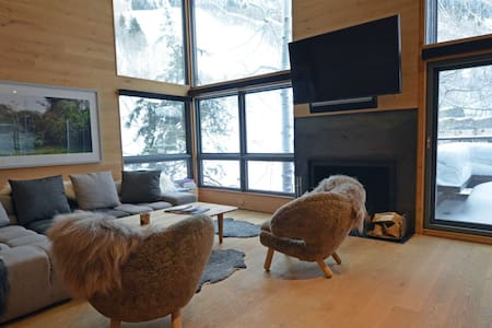 Premier ski-in/out property on Aspen Mountain with onsite hot tub. Great spring snow! - Aspen - Departamento