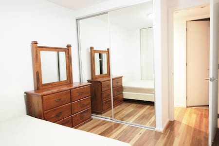 Room type: Shared room Bed type: Real Bed Property type: Apartment Accommodates: 2 Bedrooms: 1 Bathrooms: 1