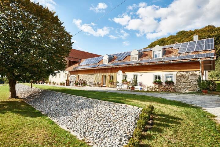 Ferienhof Stetter (Schöllnach), Landhaus, Doppelhaushälfte II