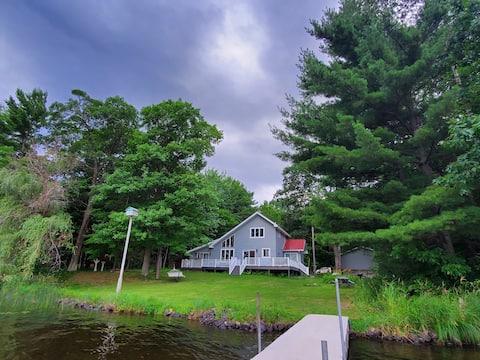 Home on Granite Lake