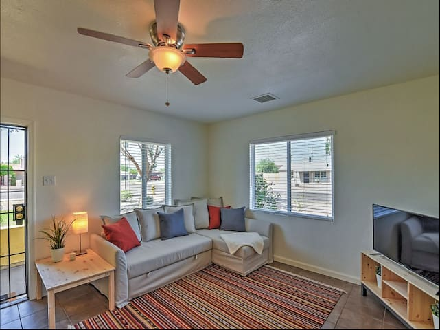 Cozy Historic Home in Downtown Phoenix - Phoenix - House