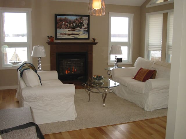 Ottawa (Fitzroy) Waterfront Home