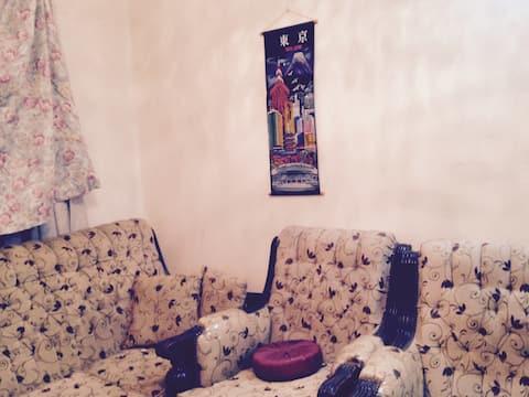Unik lejlighed i nærheden af Abdin Palace.