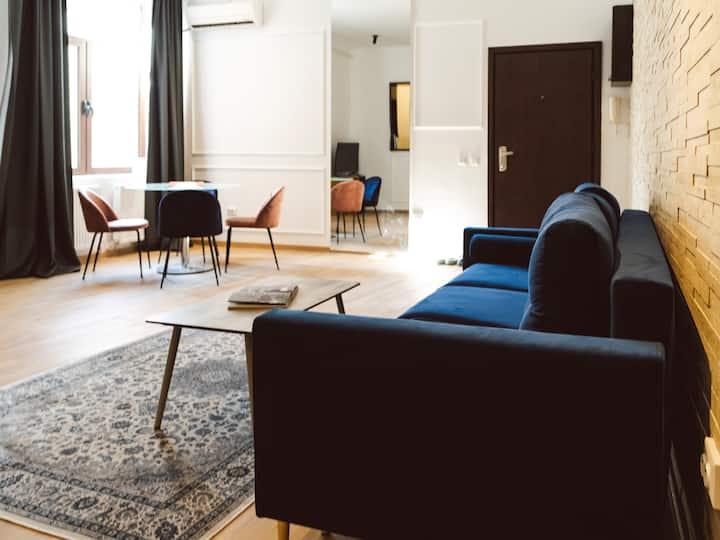 Gala Apartment Athenaeum - Amazing Arhitecture