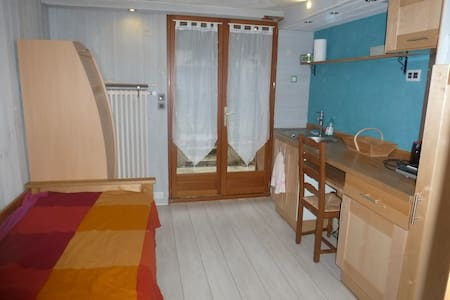 Joli petit studio dans villa près de Grenoble - Saint-Egrève - Casa