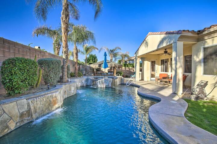 NEW! Spacious Retreat w/ Tiki Lounge & Pool Table!