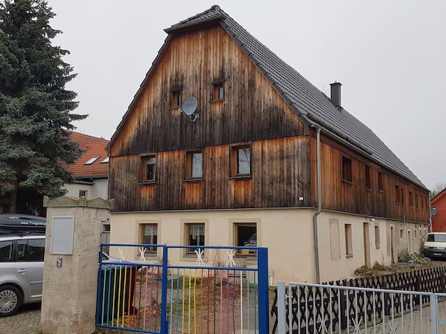 Schönes gemütliches Bauernhaus - Riesa - Dom
