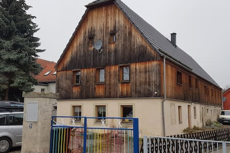 Schönes gemütliches Bauernhaus - Riesa