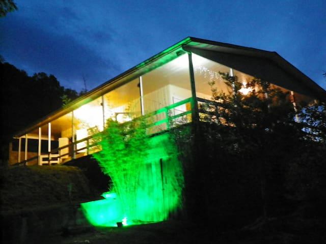 Casa de Campo / Serra Gaúcha ...Vista  vale do Rio