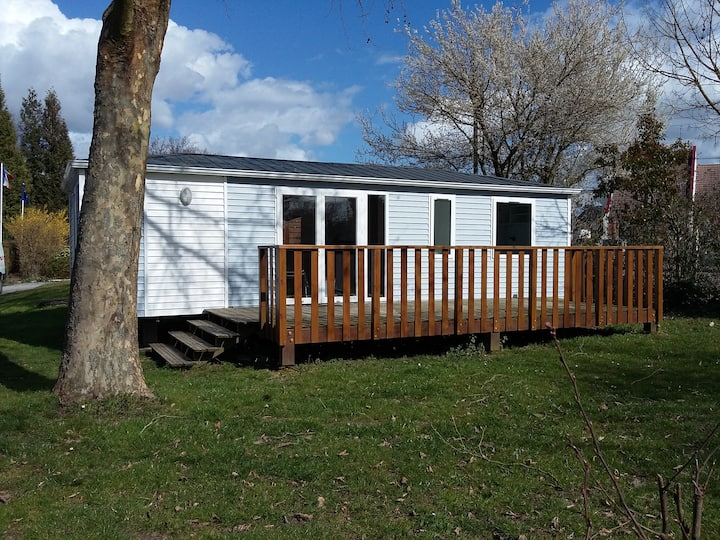 Mobile Home 6/7 Personnes
