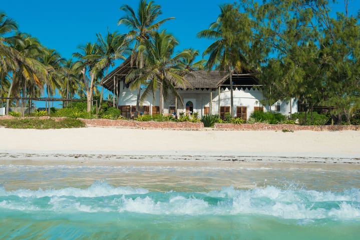 The Beach house Michamvi.  Your private paradise!