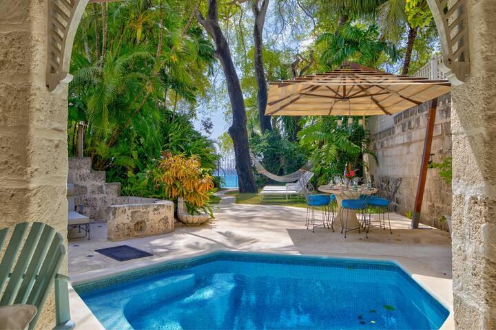 Beachfront Villa with Plunge Pool - Waverly One