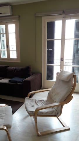 Comfortable flat in the centre - Atenas - Apartamento