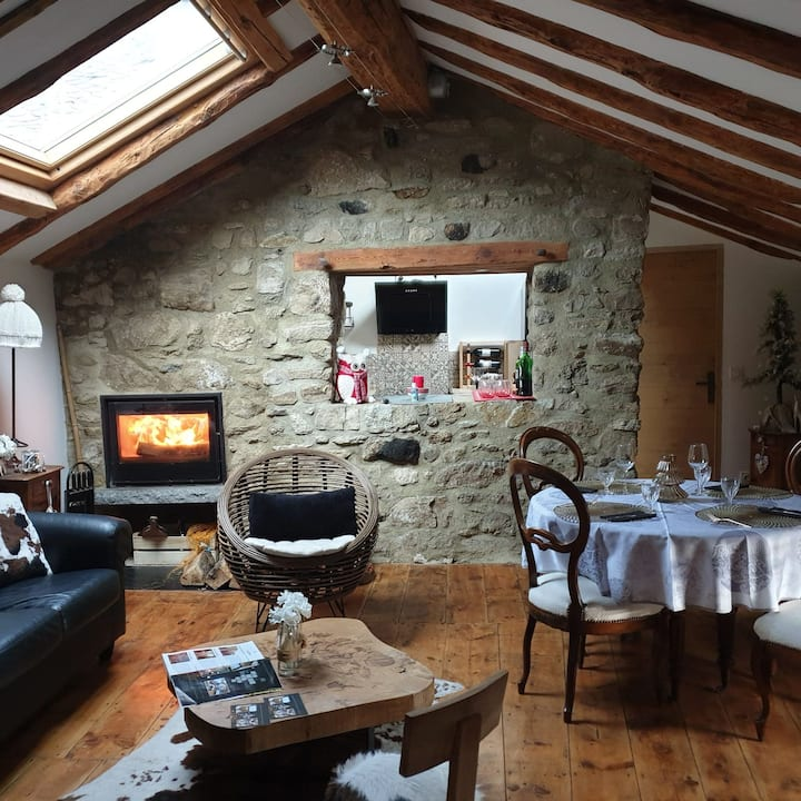Cosy appartement 6 personnes