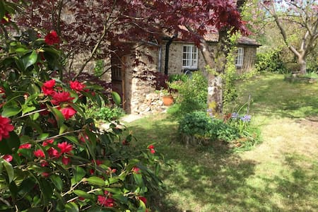 Charming old cottage with garden - Culmstock