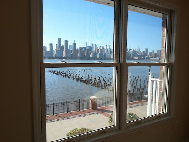 West New York, Hudson River Room #2 - West New York - Condominio