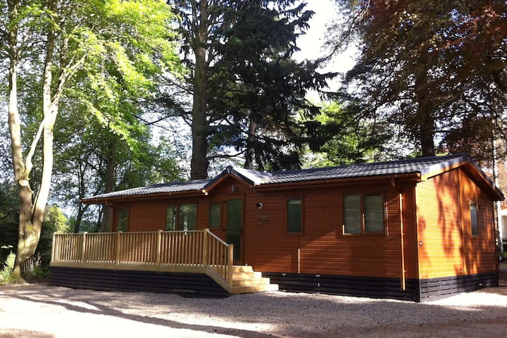 119 The Glade, Our Private Lodge at Erigmore