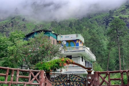 Entire Bungalow | Destination Of Peace, Kasol