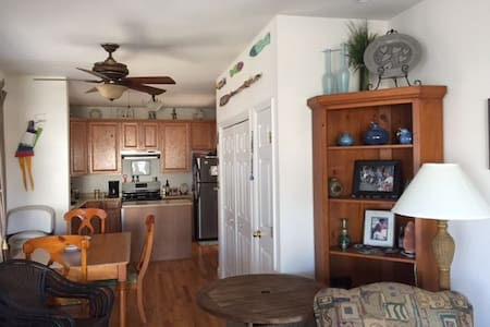 Beautiful beach house 2 blocks from beach and bay - Surf City