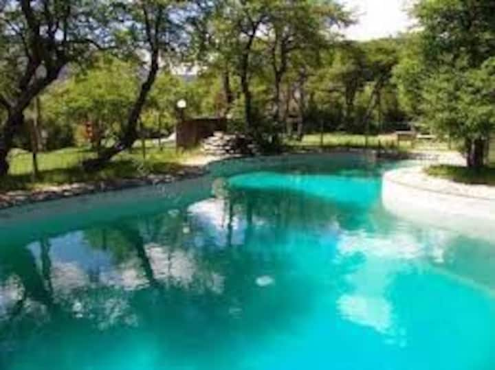 Spectacular  chillan spa house Termas de chillan