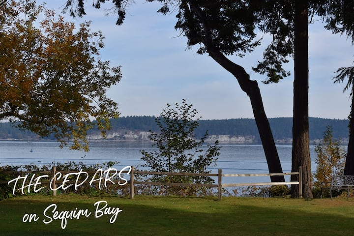 Great Family home for the Holidays, Waterfront