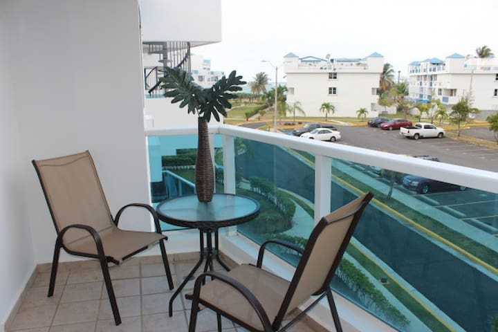 Beach front relaxing Villa *Great family vacations - Loíza - Apartment