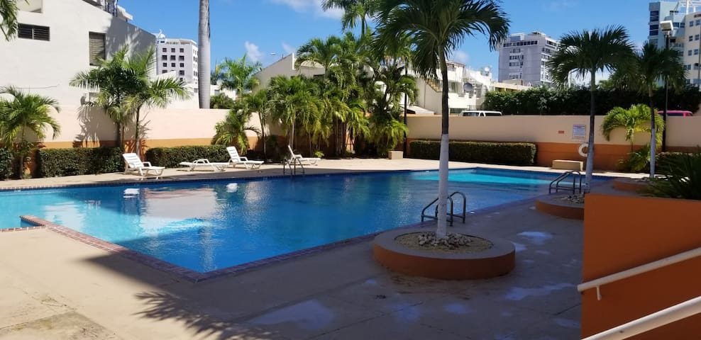 Great Beach Studio, Isla Verde, Puerto Rico