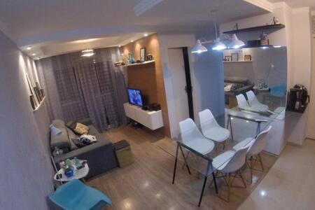 Apartamento 5MIN CAMPOLIM