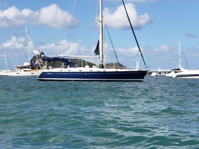 Star Dust Sailing Yacht