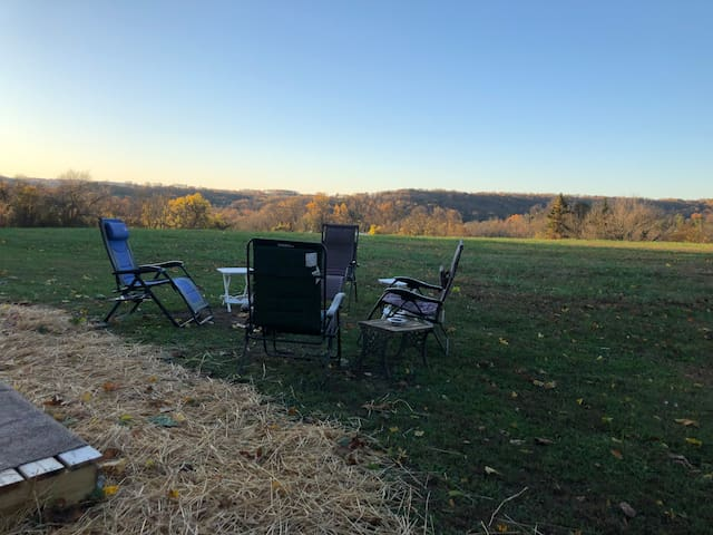 Private country setting.  RV/Glamping/Camping