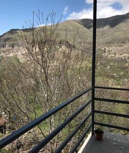 vardzia terrace