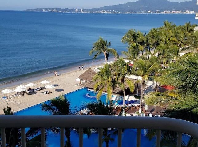 Ocean View condo at Reflect Krystal Nuevo Vallarta