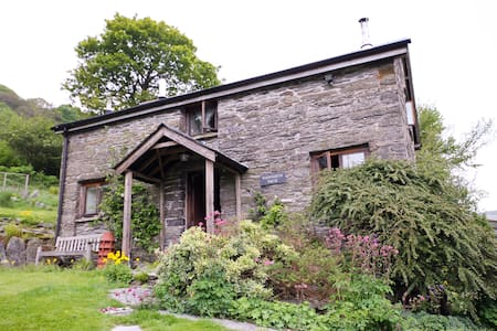Cosy cottage in Elan Valley - House