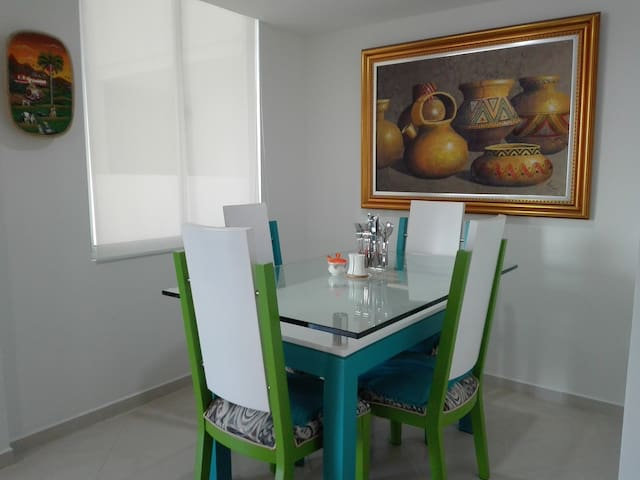 Beautiful Apartament North Armenia Quindio