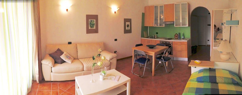 Appartamento Autonomo in Residence - Villanuova Sul Clisi - Apartemen