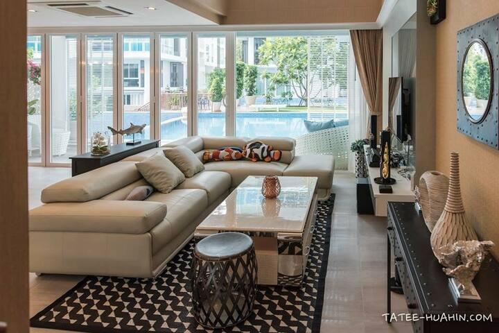 My Resort E101 by Tatee Huahin - Apartament