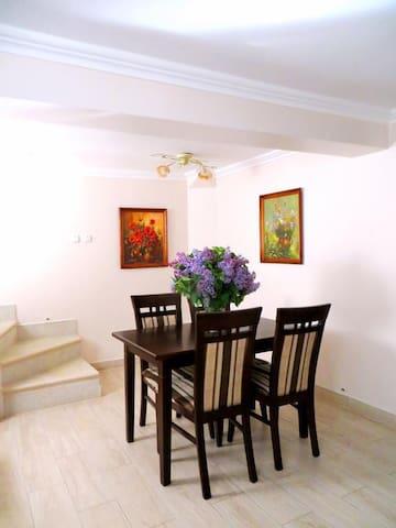 Classic Apartment - Chernivtsi - Lägenhet