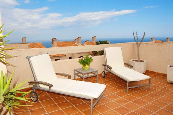 Bungalow 3 rooms | 4 terrace | freeWIFI - Gran Alacant - Talo