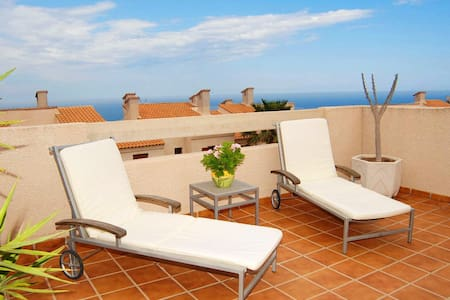 Bungalow 3 rooms | 4 terrace | freeWIFI - Gran Alacant - Haus