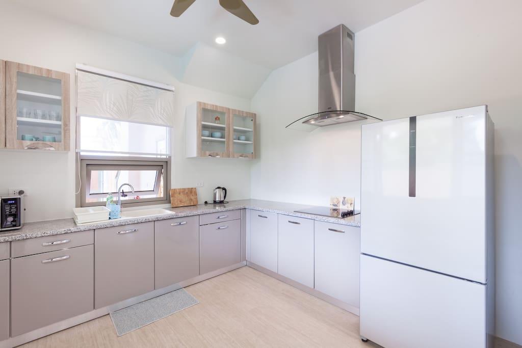 Floor 1 Kitchen