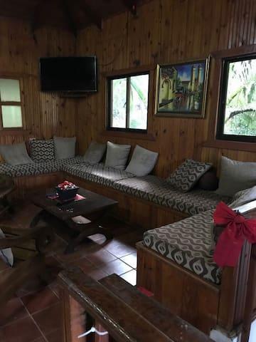Villa campestre en Jarabacoa