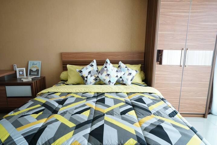 (NEW! FREE WIFI!!) La Grande Apartment Bandung
